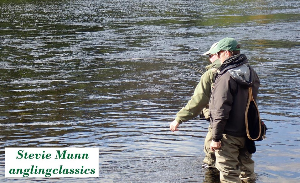 Stevie Munn Angling Classics Northern Ireland Fly Fishing & Angling Guide Visit our website http://www.anglingclassics.co.uk